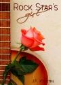 Rose and guitar.