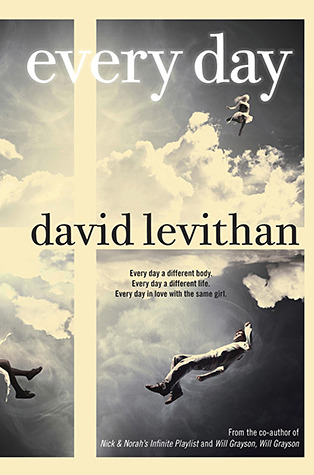 Win a Signed Hardcover of Every Day by David Levithan