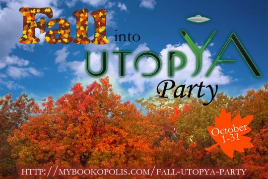Fall inot UtopYA Banner