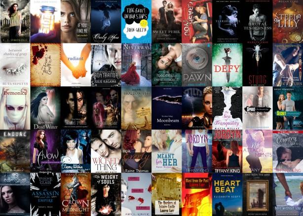 Fave Books 2013