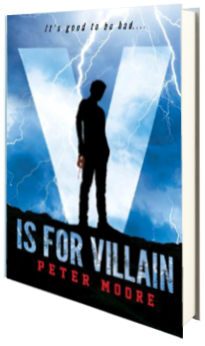 V is for Villain
