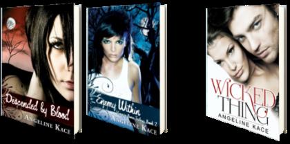 Angeline Kace Books 2