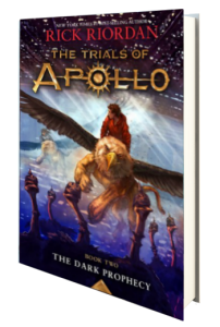 Review The Dark Prophecy The Trials Of Apollo 2 By Rick Riordan Books The Cheapest Vacation You Can Buy